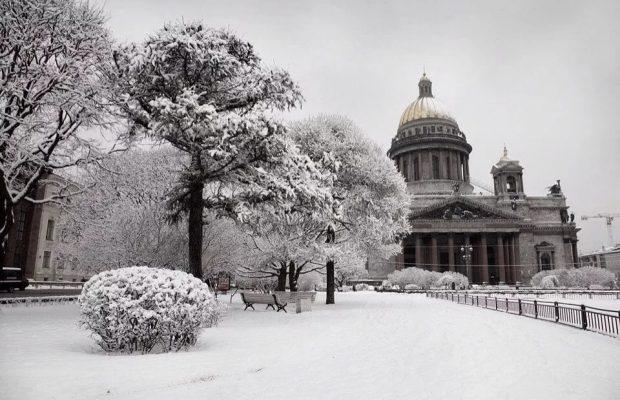 Какая будет зима в Москве в 2019-2020 году | прогноз погоды картинки