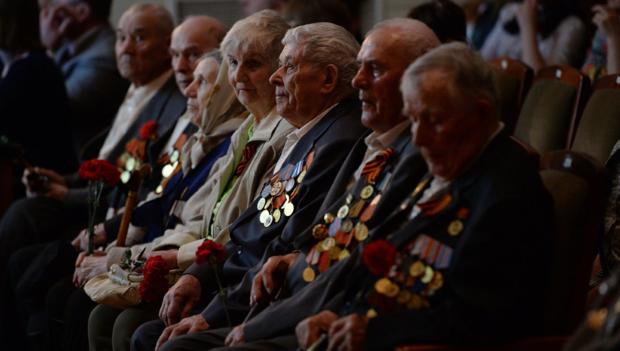 Пенсии ветеранам войны в 2020 году: повышение
