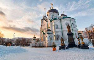 Погода на зимние праздники в Воронеже 2019-2020