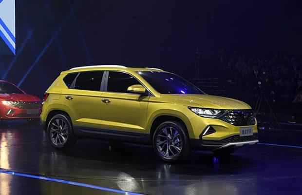 Volkswagen Jetta vs5 в 2020 году