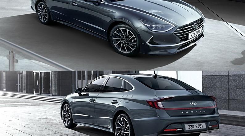 Новая Hyundai Sonata 2020 года: обзор
