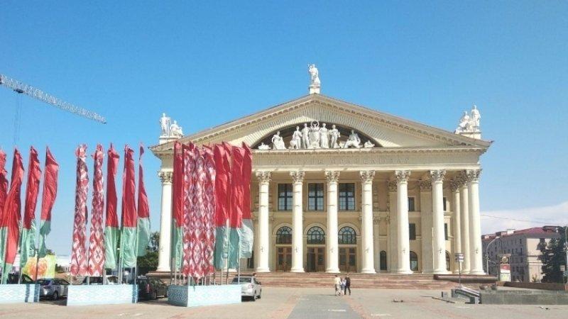 Выборы в Белоруссии президента в 2020 году